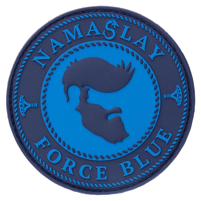 Force Blue Namaslay -tukimerkki